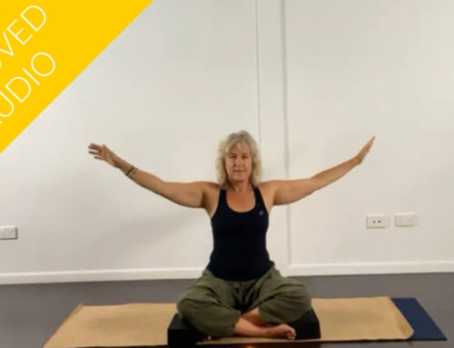 Pranayama – Inhale for energy (9 min)
