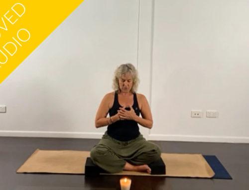 Evening Meditation (15 min)