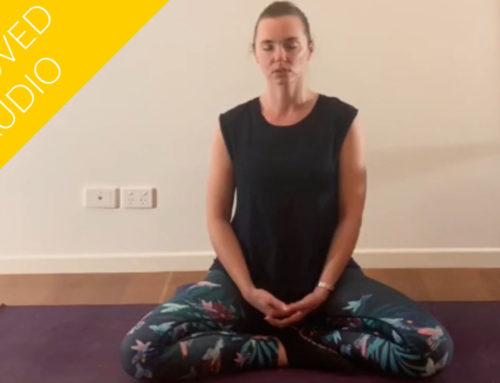 Circle of Breath Meditation (30 min)