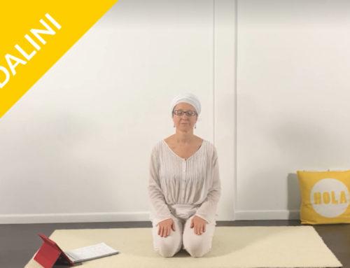 Kundalini – Basic Spinal Series (50 min)