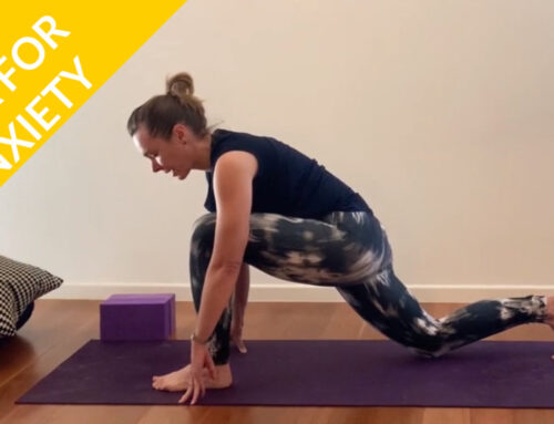 Yoga for Anxiety (60 min)